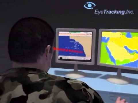 EyeTracking Cognitive Workload Technology