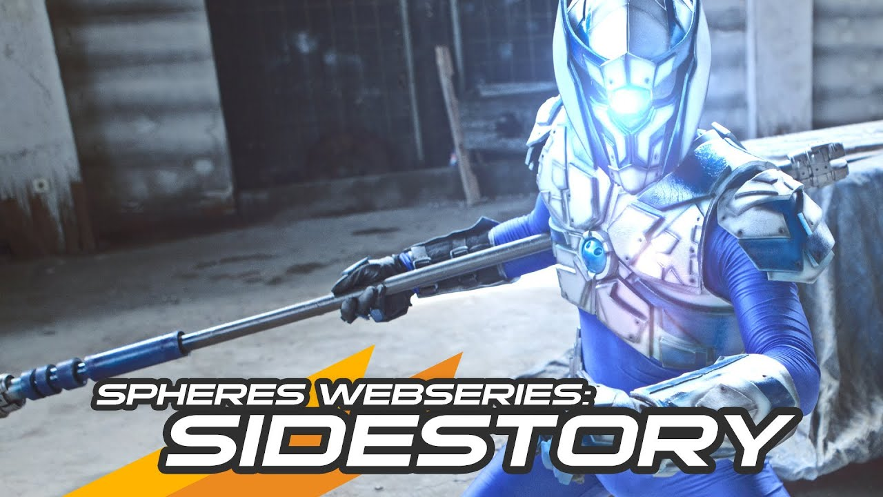 Spheres: Side Story - Indonesia Tokusatsu Webseries - YouTube