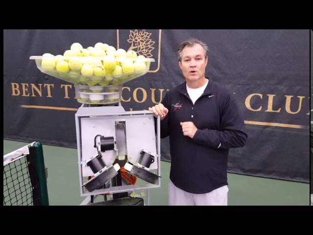 Ace Attack Ball Machine Testimonial - Oncourt Offcourt