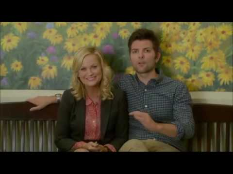 PARKS AND REC - Best bloopers/ gag reel of all time