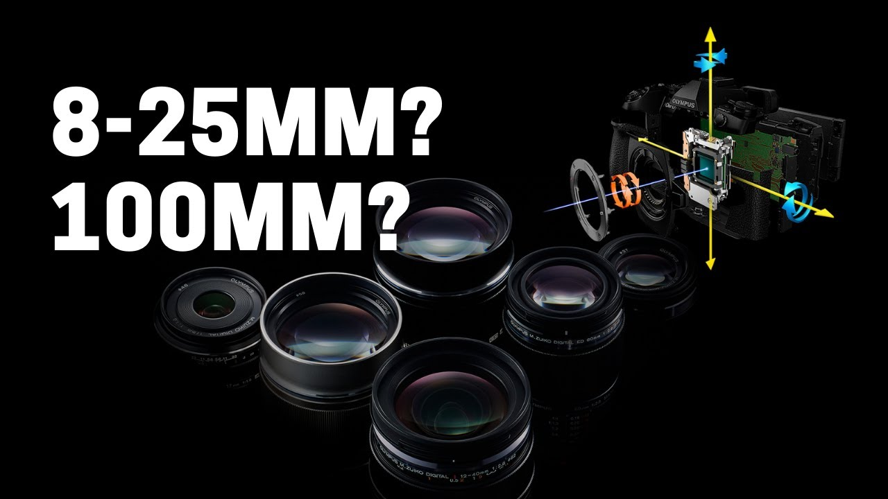 Olympus 8-25mm F4 & 100mm Macro Revealed - Let's Talk About This!