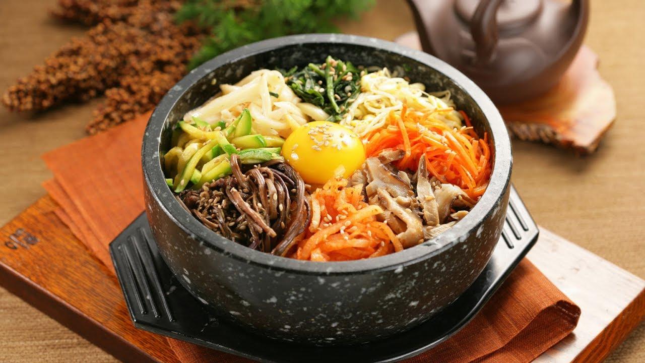 اشهى 10 اكلات كورية Tastiest 10 Korean Food Youtube