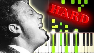 Video BILLY JOEL - PIANO MAN - Piano Tutorial download MP3, 3GP, MP4, WEBM, AVI, FLV Juli 2018