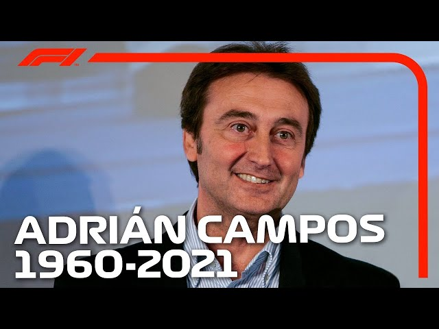 Adrian Campos Remembered