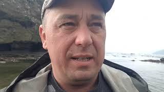 Рыбалка на Сахалине Тест новых ловушек на креветку