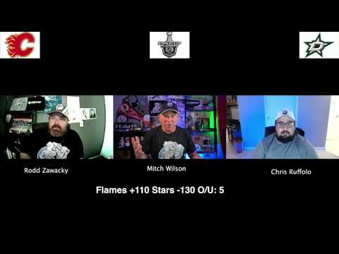 Dallas Stars vs Calgary Flames 8/20/20 NHL Pick and Prediction Stanley Cup Playoffs