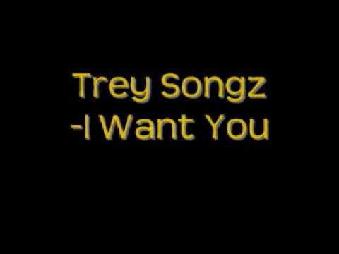 Trey Songz -I Want You