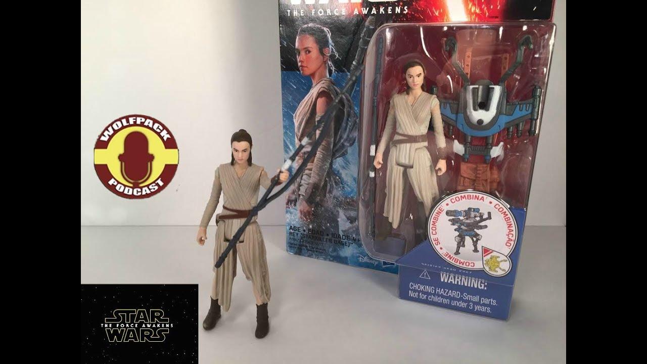 Disney Starwars The Force Awaken Captain Phasma Action Figure 3.75in