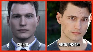 Characters and Voice Actors - Detroit: Become Human thumbnail