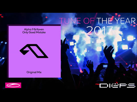 ASOT Tune Of The Year 2017 (Personal Top 5 Mix)