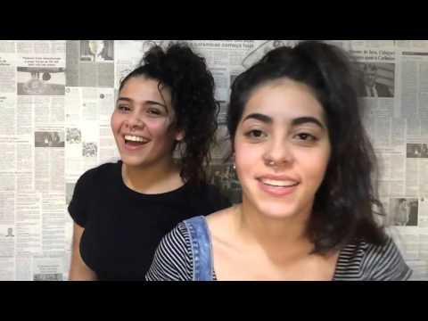 Lilian e Laila Xavier emm mais um vídeo play lista lindassss