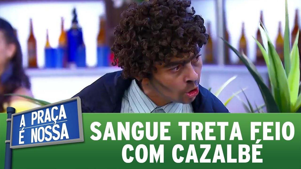 Download Sangue treta feio com Carlos Alberto | A Praça É Nossa (23/11/17)