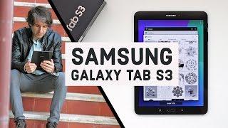 RECENSIONE Samsung Galaxy Tab S3: la S-PEN torna su Android