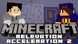 Minecraft Parkour: Elevation Acceleration 2 #1 w/ Undecided