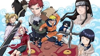 Naruto Pre-TimeSkip Top 50 Strongest Characters Ver. 2