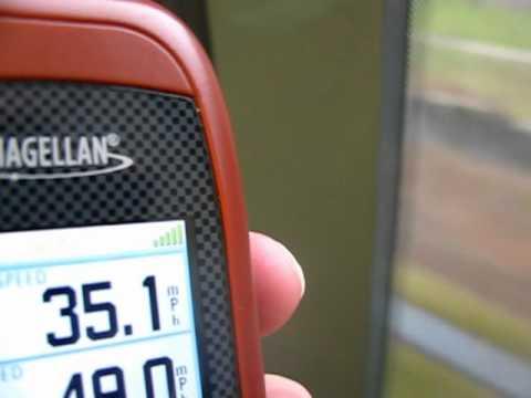 Rotterdam metro 5500/5600 sound recording with speed