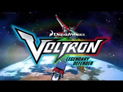 DREAMWORKS VOLTRON LEGENDARY DEFENDER THEME SONG