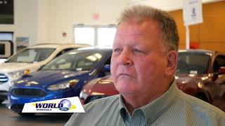 World Ford - Customer Review - Gary G