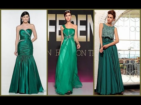 Top 100 Green Prom Dresses For Women Beautiful Dresses Youtube