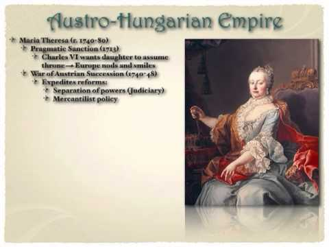 APEH Lecture 18th Century Absolutism and the Rise of Prussia