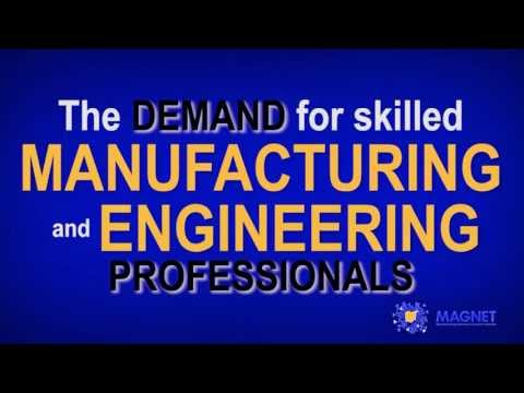 Manufacturing & Engineering Jobs Are In Demand!