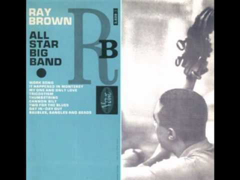 Ray Brown - It happened in Monterey