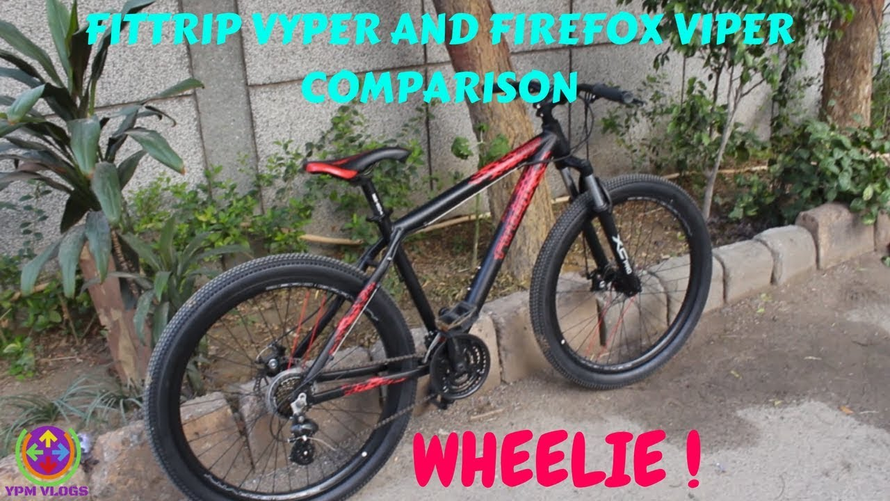 Best Mtb Bicycle Under Rs 20k Fittrip Vyper Comparison With