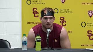 USC Football - Post Game Presser: Utah