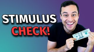 Will there be a Second Stimulus Check? | SAVING + INVESTING PLAN