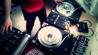 Dj DownLow - 'Get Out Of Town' Routine