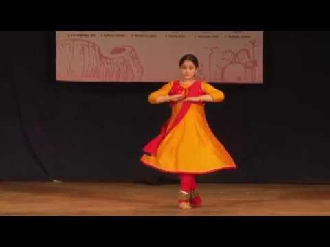 Kalavati School of dance and performing Arts Anvi Shri