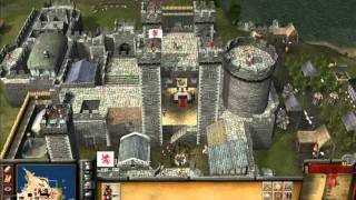 Stronghold 2 Gameplay 2