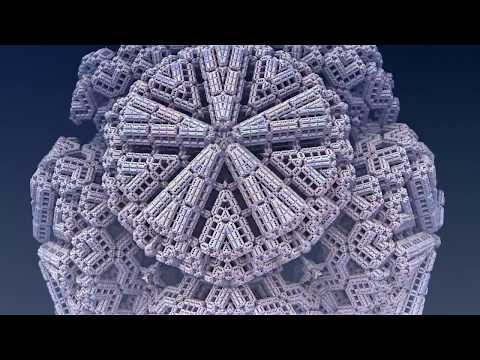 Fractal: Abstract thoughts of a wondering  mind