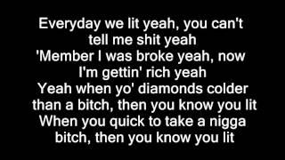 YFN Lucci x PnB Rock Everyday We Lit  Lyrics