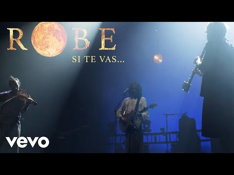 Robe - Si Te Vas... (Directo en el WiZink Center de Madrid)