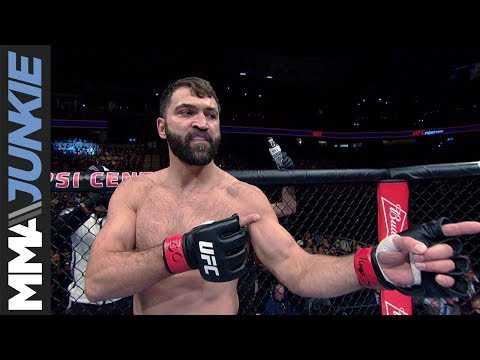 Andrei Arlovski promises to leave 100 percent inside the octagon for UFC Fight Night 111