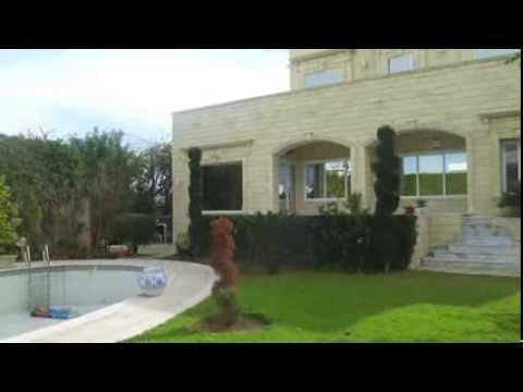 Villa Vente Berges du Lac Tunis Tunisie