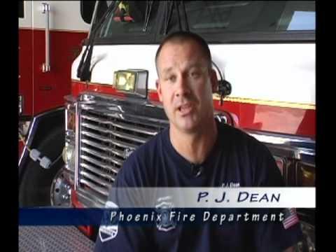 Phoenix Fire Department Near Miss 2011