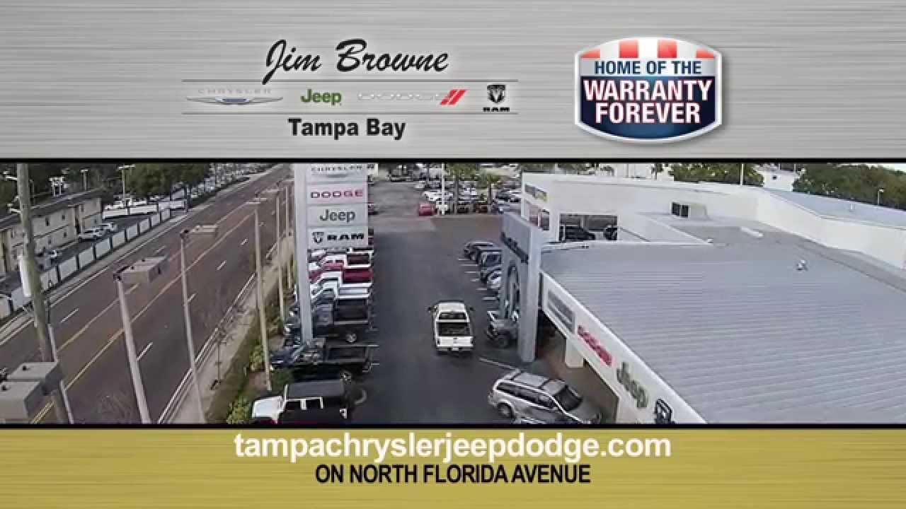 Jim Browne Dodge >> Jim Browne Chrysler Jeep Dodge Ram Of Tampa Bay March Is Truck