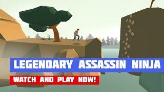 The Legendary Assassin Ninja Kal · Game · Gameplay