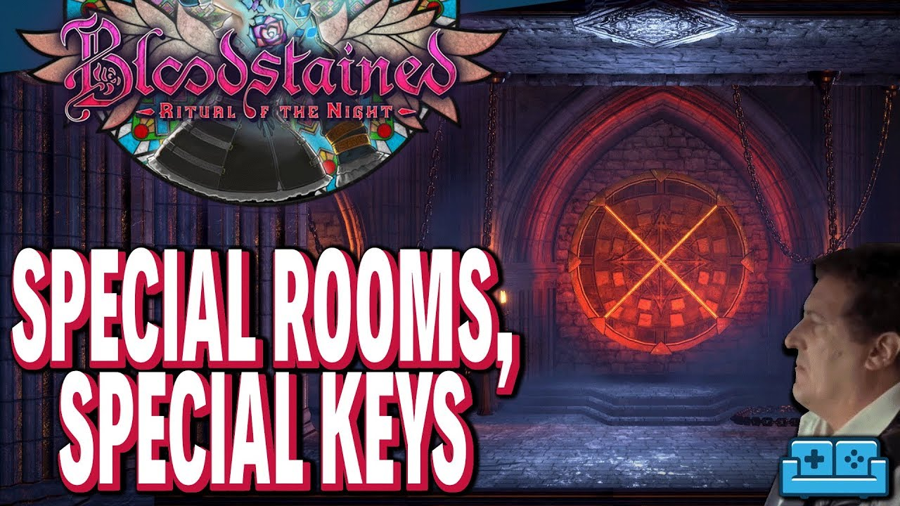 bloodstained warhorse key