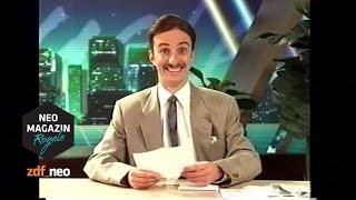 Briefträger: Zuschauerpost | #sternchenraute* NEO MAGAZIN ROYALE mit Jan Böhmermann - ZDFneo