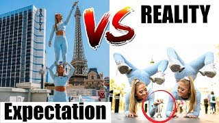 Download EXPECTATION VS REALITY Twins IN VEGAS! Mp3 and Videos