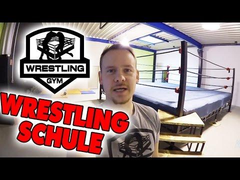 Deine Wrestling Schule Im Harz | Martin Guerrero