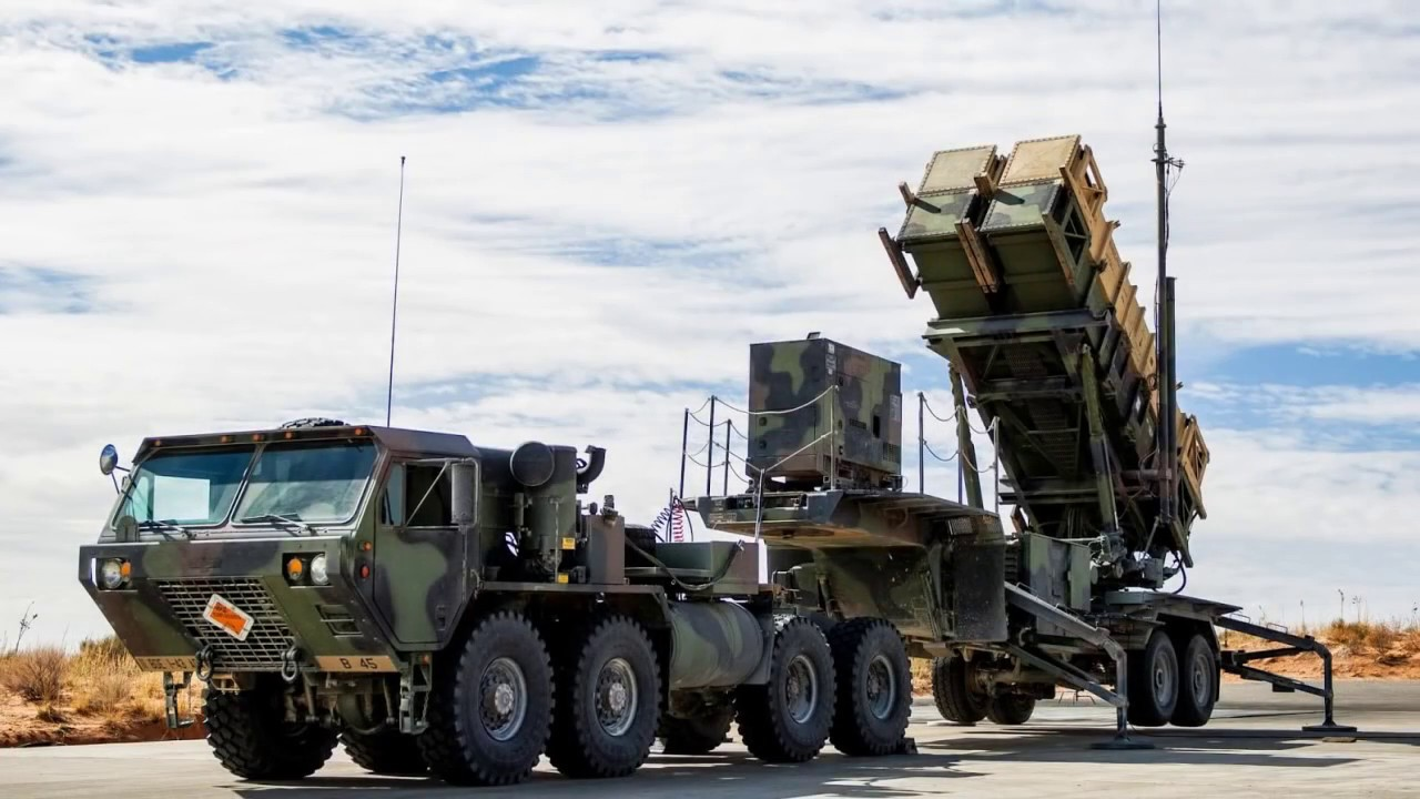 S 300 missile systems vs patriot - Mim 104 Patriot Vs S 400 Triumf 2017