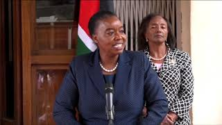 Kenya rules out talks with terrorists