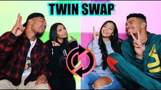 vuclip SWAPPING TWINS FOR A DAY! Feat. BellTwins | MontoyaTwinz