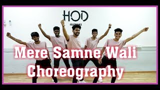 Mere Samne Wali | High On Dance | Pranav Choreography
