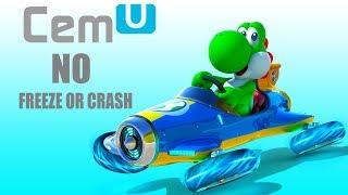 UPDATE How to fix Mario Kart 8 from crashing and freezing CEMU 1.12.1