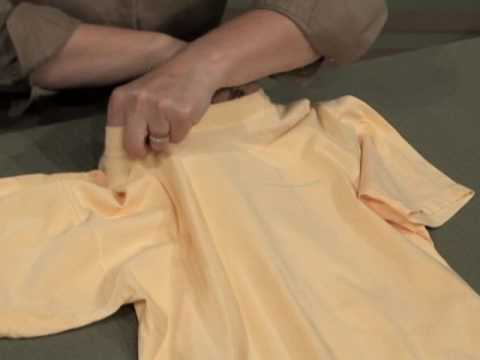 Add a machine embroidery design to a T-shirt in 5 easy steps